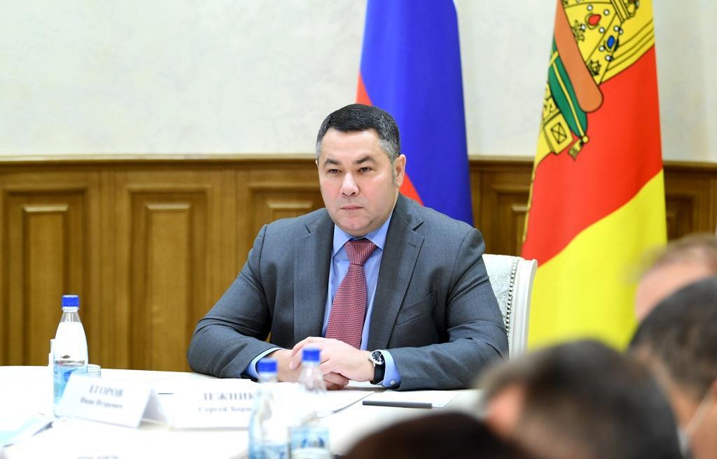 Инфекционный коечный фонд Тверской области будет увеличен  до 2036 единиц - новости Афанасий