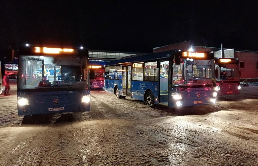 В Твери маршрут №55 возвращается в «Юность» - новости Афанасий