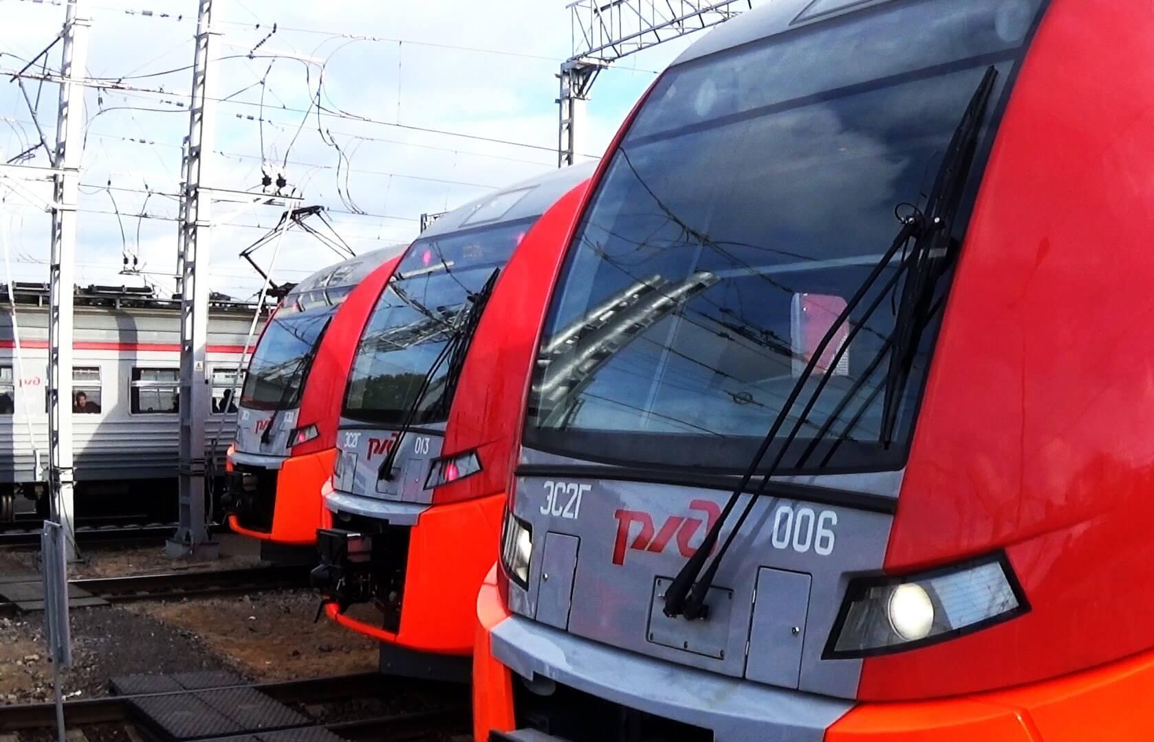Электрички между Москвой и Тверью стали быстрее