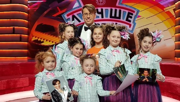Театр моды «Блик» из Торжка создал для певицы Алсу сценический костюм
