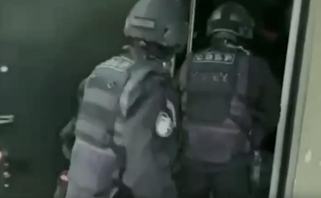 В Тверской области спецназ штурмовал квартиры вымогателей - новости Афанасий