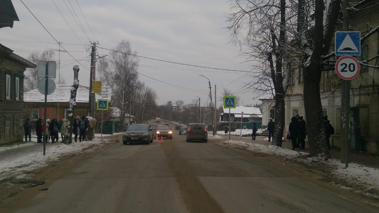 В Тверской области водитель сбил на «зебре» 17-летнюю девушку - новости Афанасий
