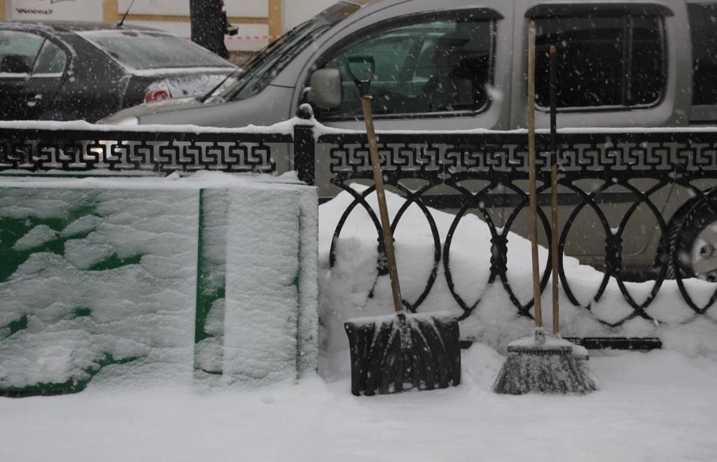 Снегопад в Тверской области задержится на сутки