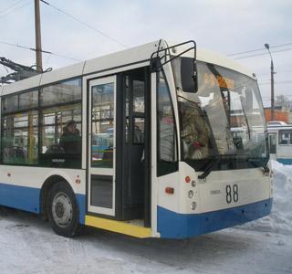 В Твери новые низкопольные троллейбусы будут курсировать по маршруту №2