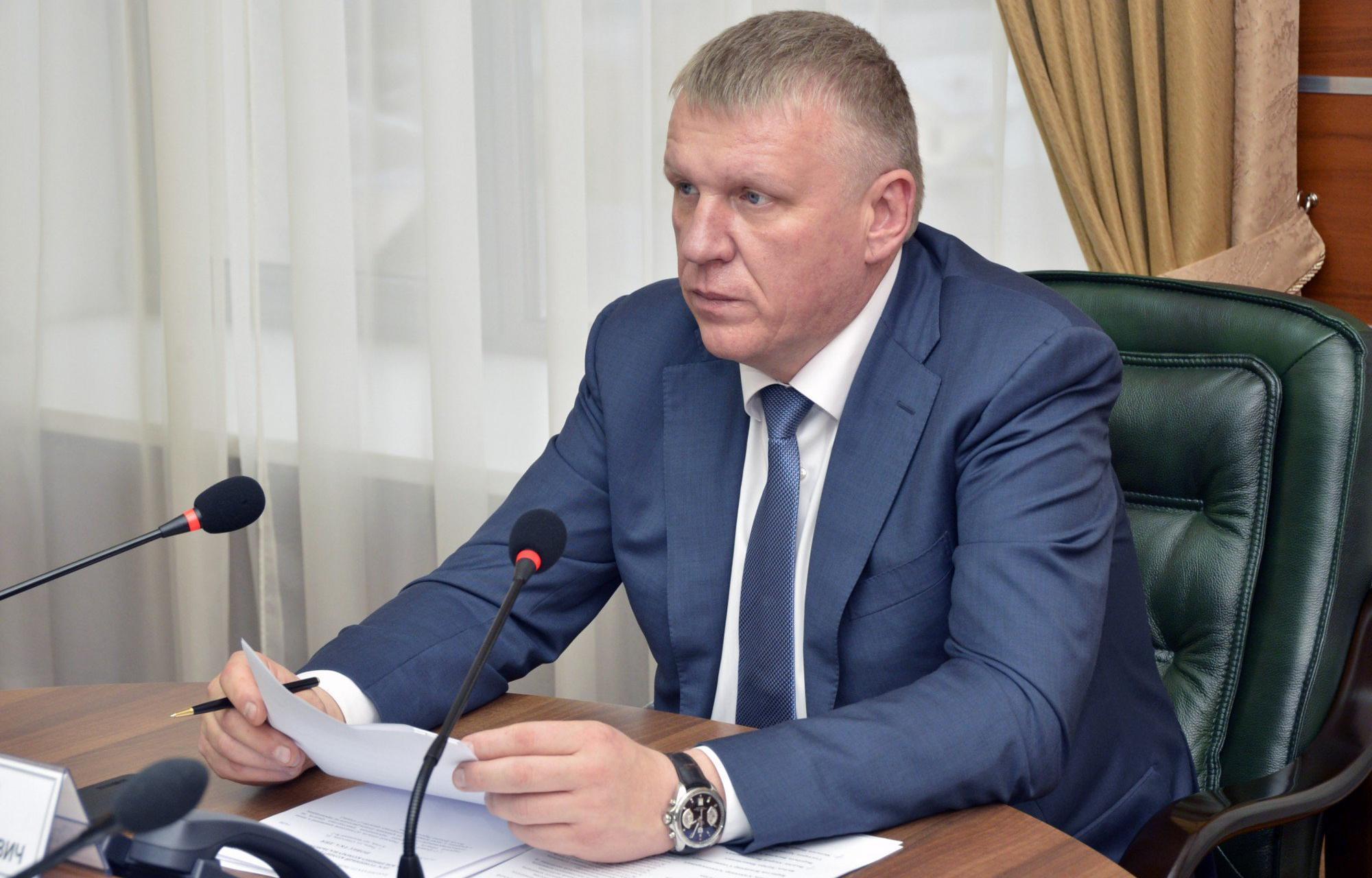 Станислав Петрушенко об отчете губернатора: «Сделано многое, главное – не терять темп» - новости Афанасий