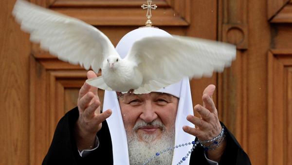 Патриарх Московский и всея Руси Кирилл посетит Тверскую область 9 июня