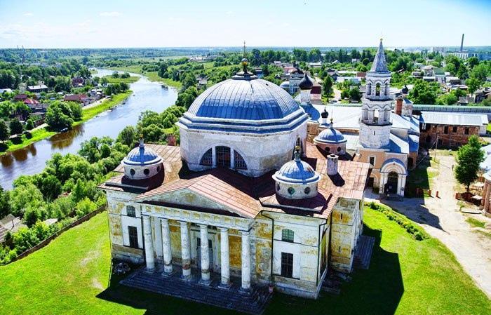 В Тверской области потратят 38 млн рублей на проект реставрации монастыря - новости Афанасий