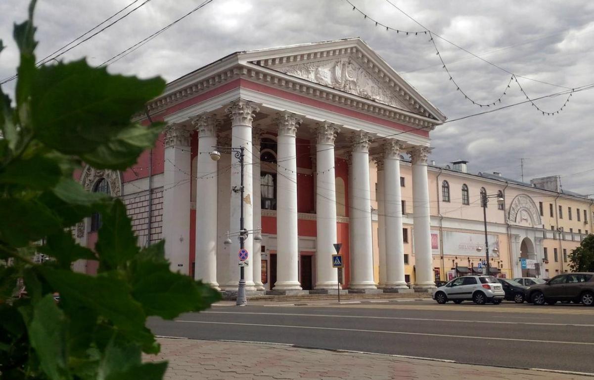 В Тверском театре драмы готовятся к премьере спектакля «Дядюшкин сон»