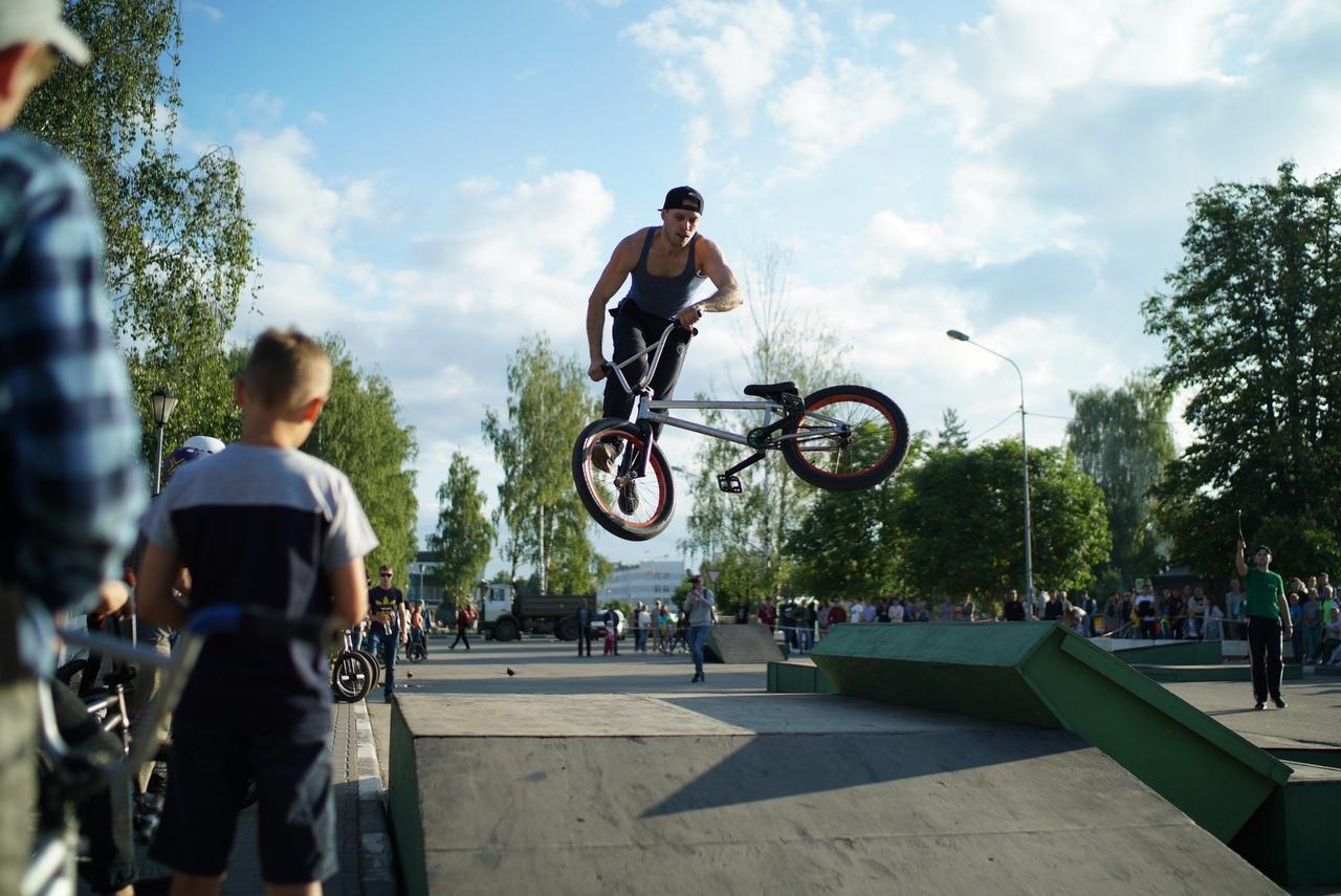 Активисты велодвижения из Конаково добиваются строительства скейт-парка  - новости Афанасий