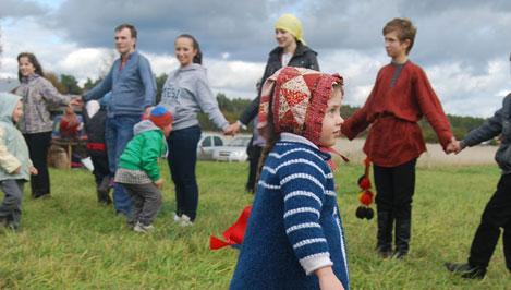 1000-летие христианства на тверской земле отметят участники фестиваля «Новолетие в Пречистом бору»