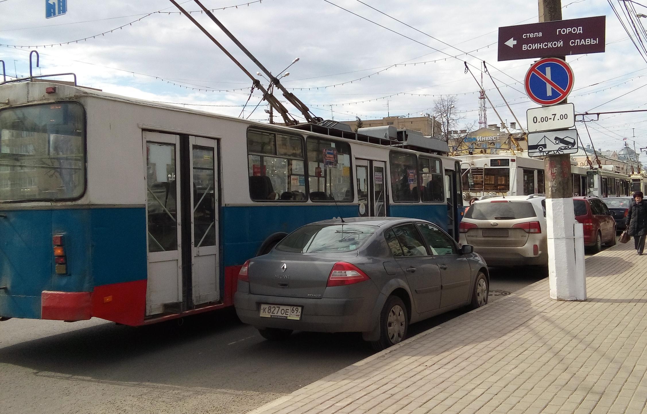 Тверские троллейбусы могут оказаться в Ярославле - новости Афанасий