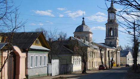 В Торжке более 40 исторических зданий не включили в реестр культурного наследия