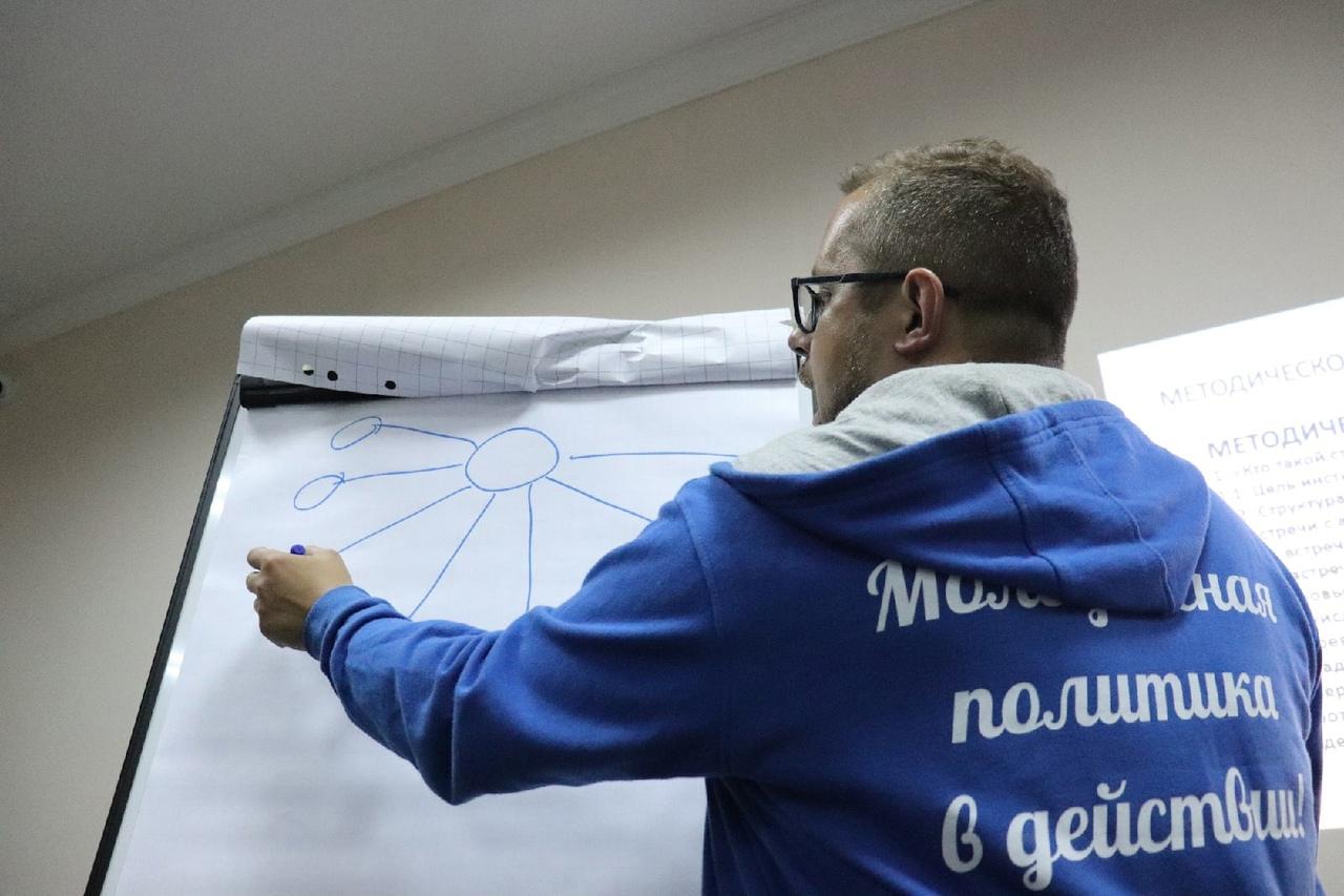 Проректор и студенты ТвГТУ приняли участие в школе «Soft skills наставник»