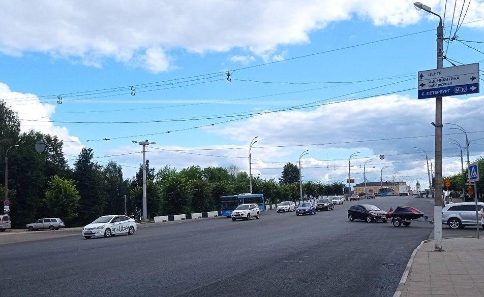 В Твери убрали нерегулируемый пешеходный переход на Речном - новости Афанасий