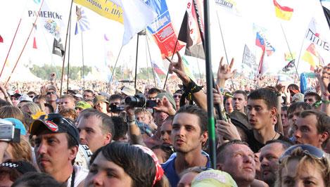 Фестиваль «Нашествие» в 2014 году хотят видеть в Подмосковье
