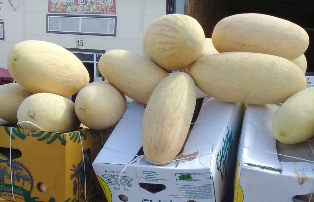 Арбузы, дыни и черешню продавали на оптово-розничной базе с нарушениями - новости Афанасий