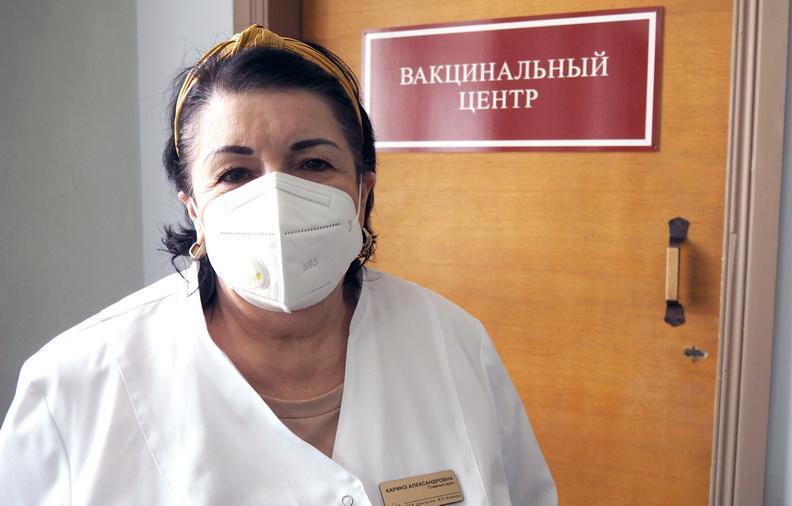 В Тверской области продолжается вакцинация от коронавируса  - новости Афанасий