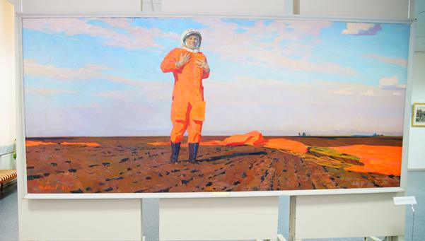 Жителей Твери приглашают на выставку живописи, графики и скульптуры «Оттепель» / фоторепортаж