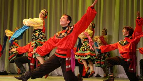Названы победители XIV областного открытого конкурса народного танца имени Т.А.Устиновой