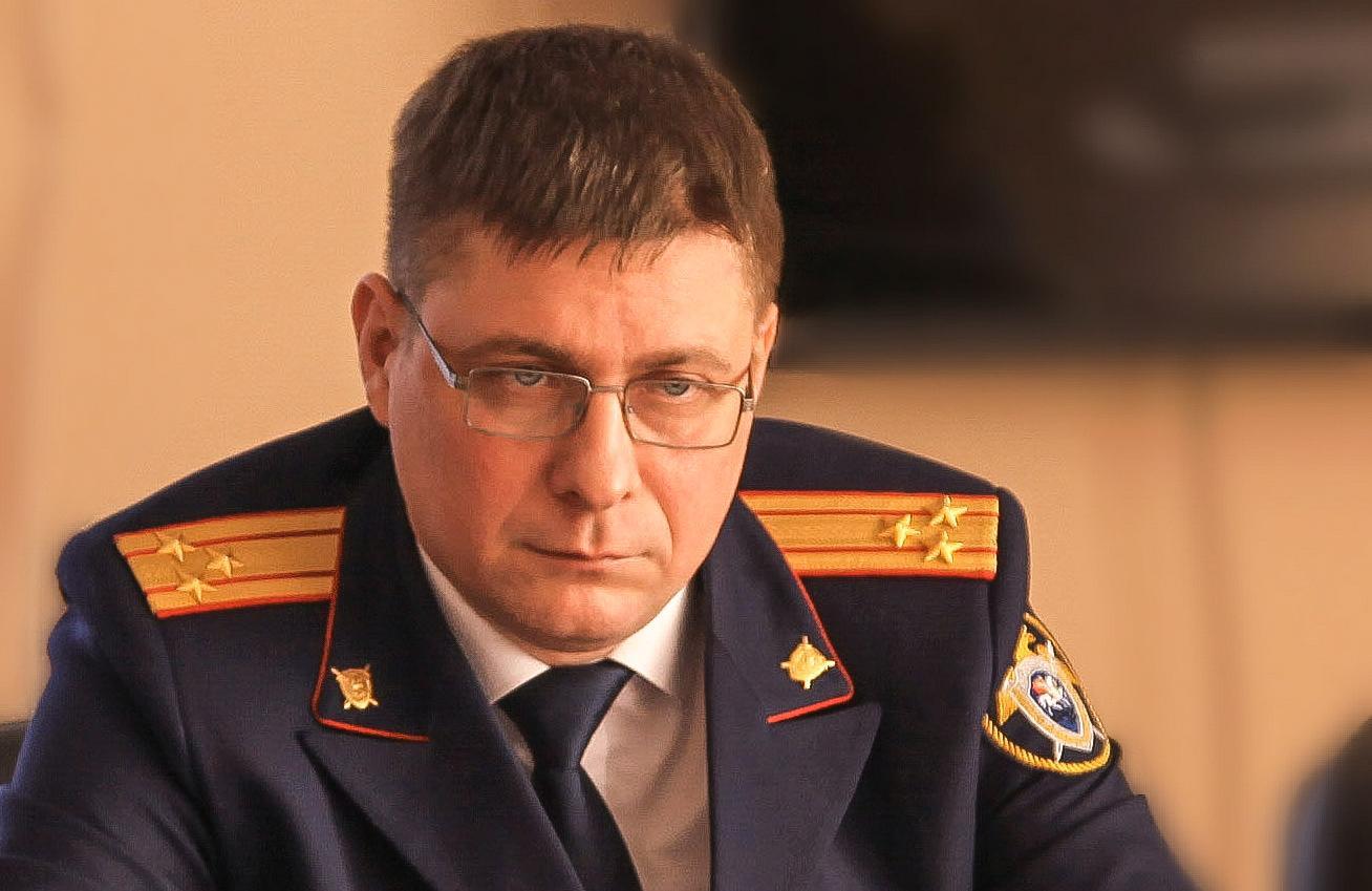 Руководитель следственного управления СК России по Тверской области проведет прием граждан онлайн - новости Афанасий