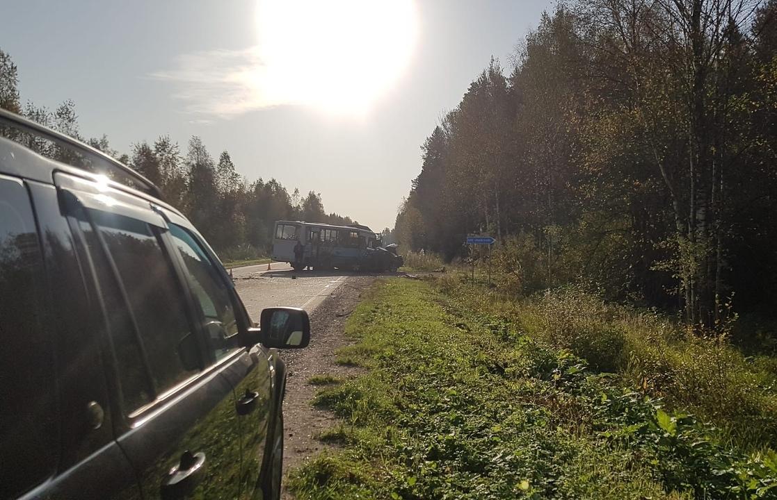 Пятнадцать пострадавших и один погибший: страшное ДТП в Тверской области  - новости Афанасий