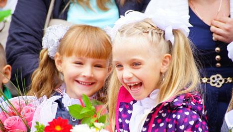 Более двенадцати тысяч детей в Тверской области стали первоклассниками