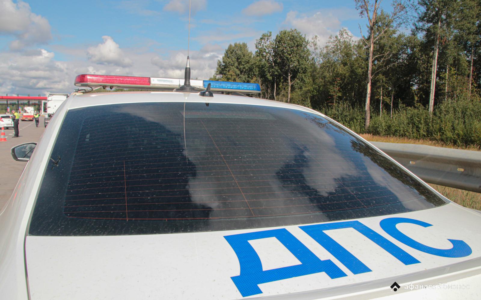 Севшую за руль пьяной женщину из Тверской области остановили гаишники в Смоленске - новости Афанасий