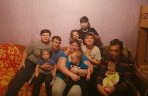Блогеры подарили машину многодетной семье из Тверской области - новости Афанасий