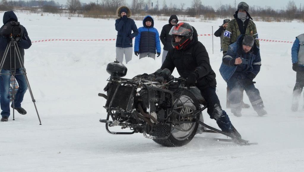 Этап Мирового чемпионата по унимото на льду состоялся в Тверской области - новости Афанасий