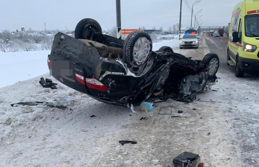 Причиной смертельной аварии на трассе под Тверью стал необдуманный маневр - новости Афанасий