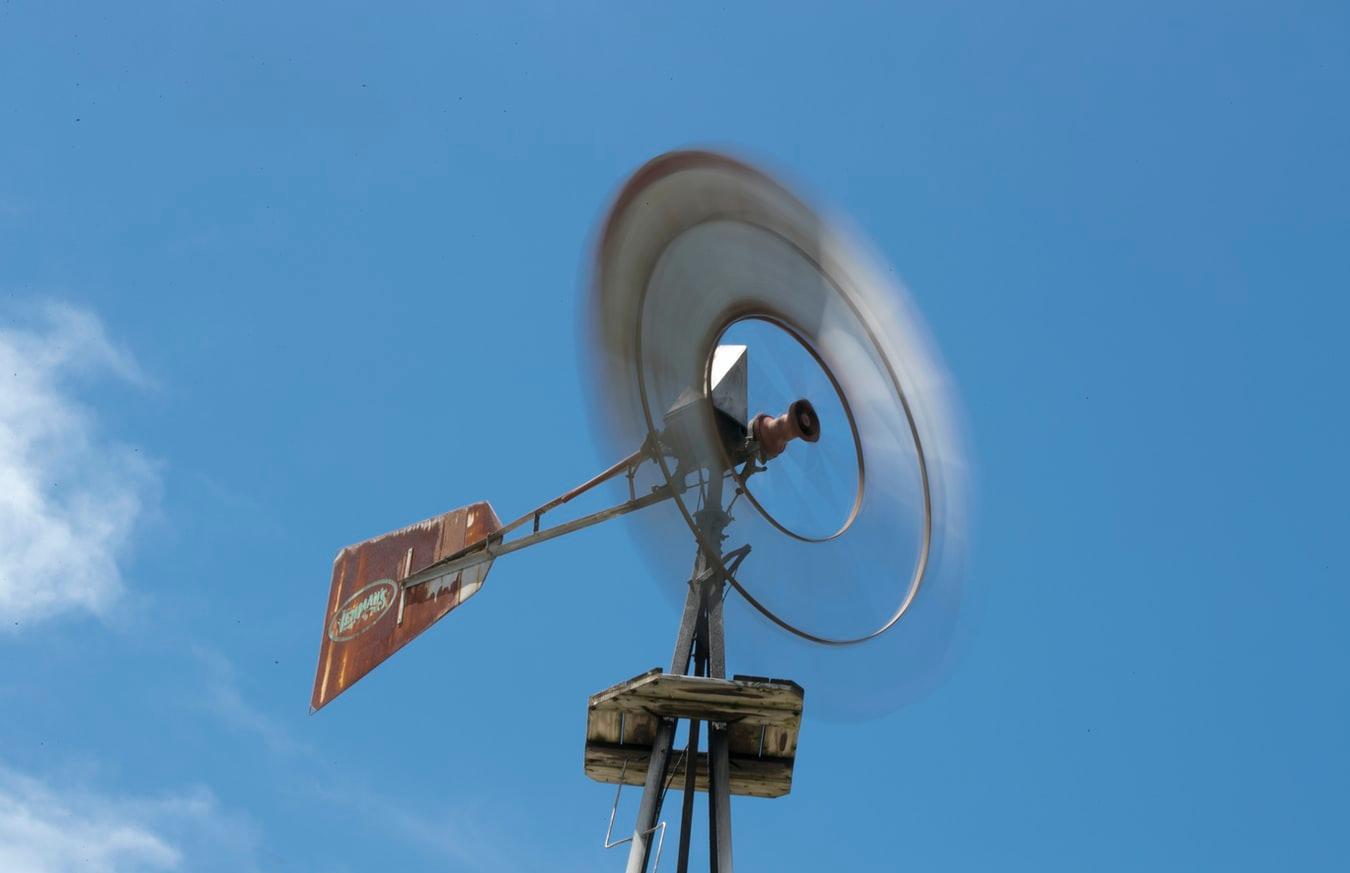 В Тверской области усиливается ветер