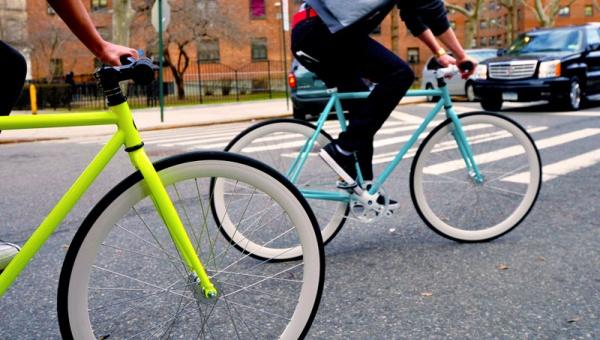 На работу в пятницу предлагают ехать на велосипеде