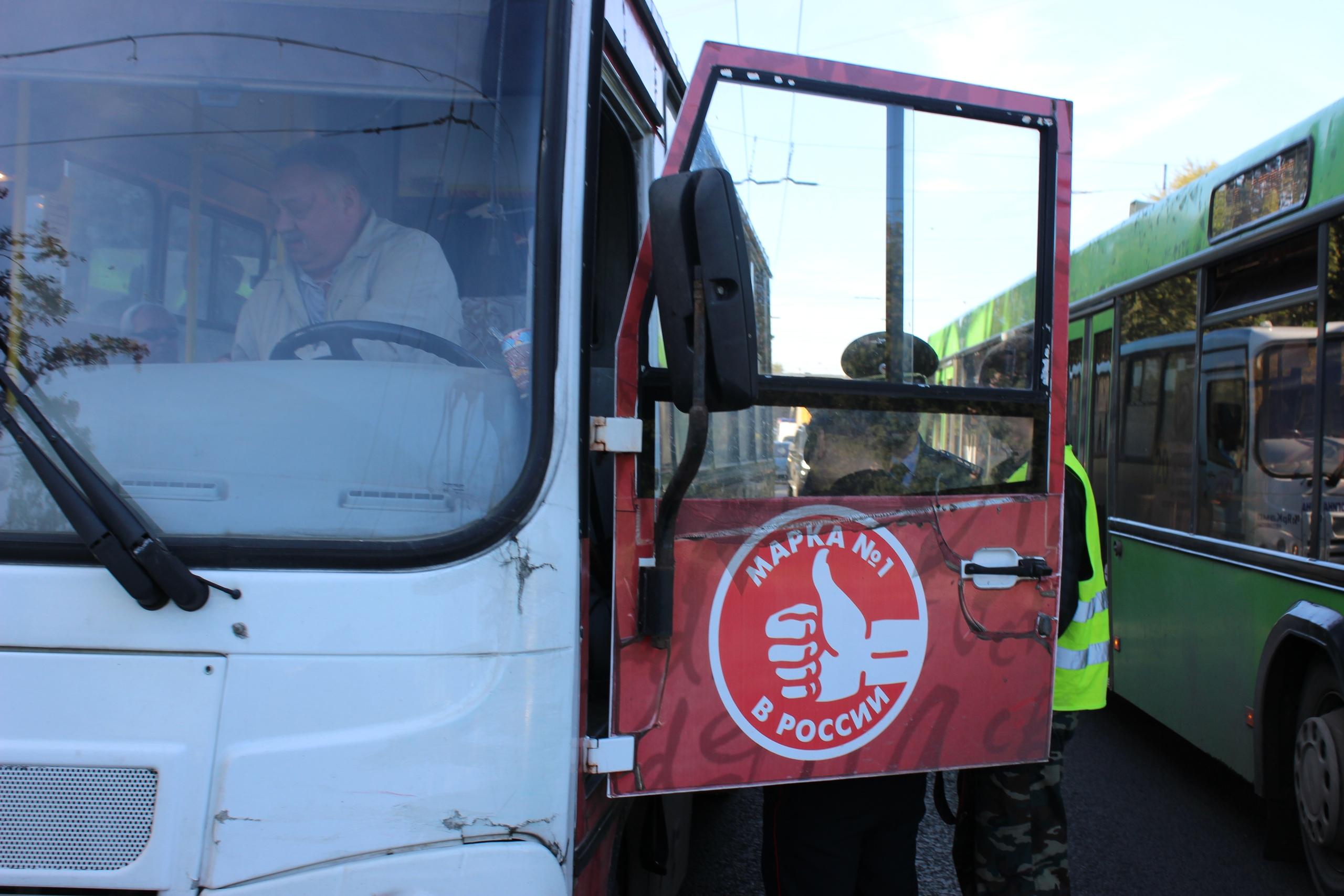 В Тверской области водители автобусов не проходили обязательный медосмотр - новости Афанасий