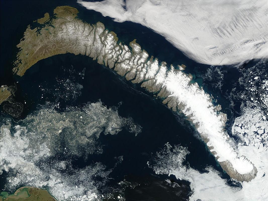 В Твери пройдет фотовыставка «Новая Земля от ледника Розе до залива Абросимова»
