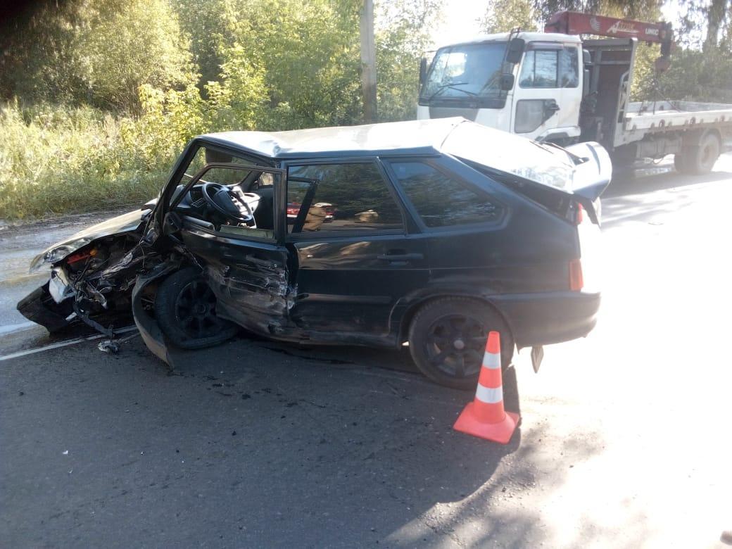 В Тверской области не имеющий прав пьяный водитель спровоцировал ДТП с пострадавшей - новости Афанасий