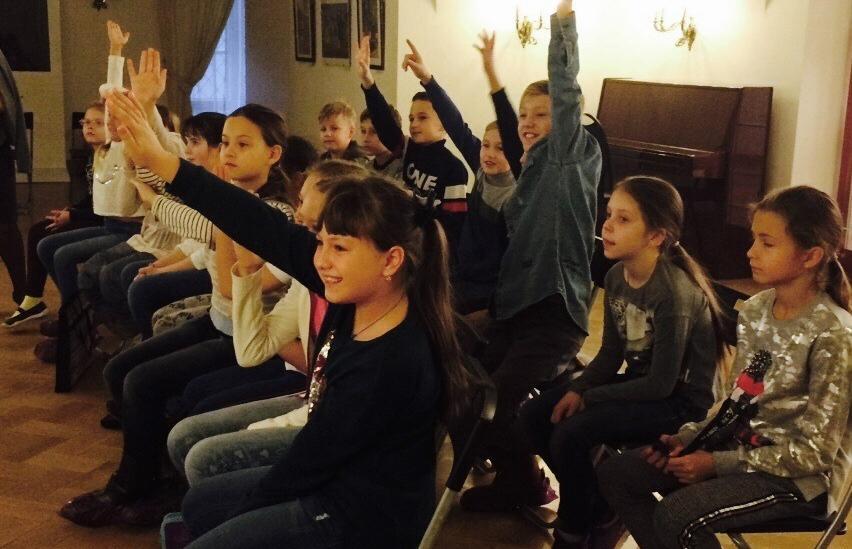 В Тверском Императорском дворце детям расскажут о войне - новости Афанасий