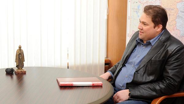 Павел Дроздов снимет фильм об освобождении Калинина