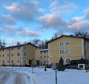 При монастыре в Тверской области открылись новые корпуса социальной гостиницы - новости Афанасий