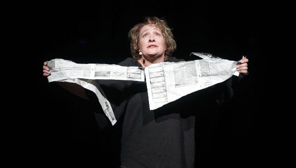 Жизнь не в розовом цвете: в Тверском ТЮЗе прошла премьера спектакля «Я ни о чем не жалею. Пиаф»