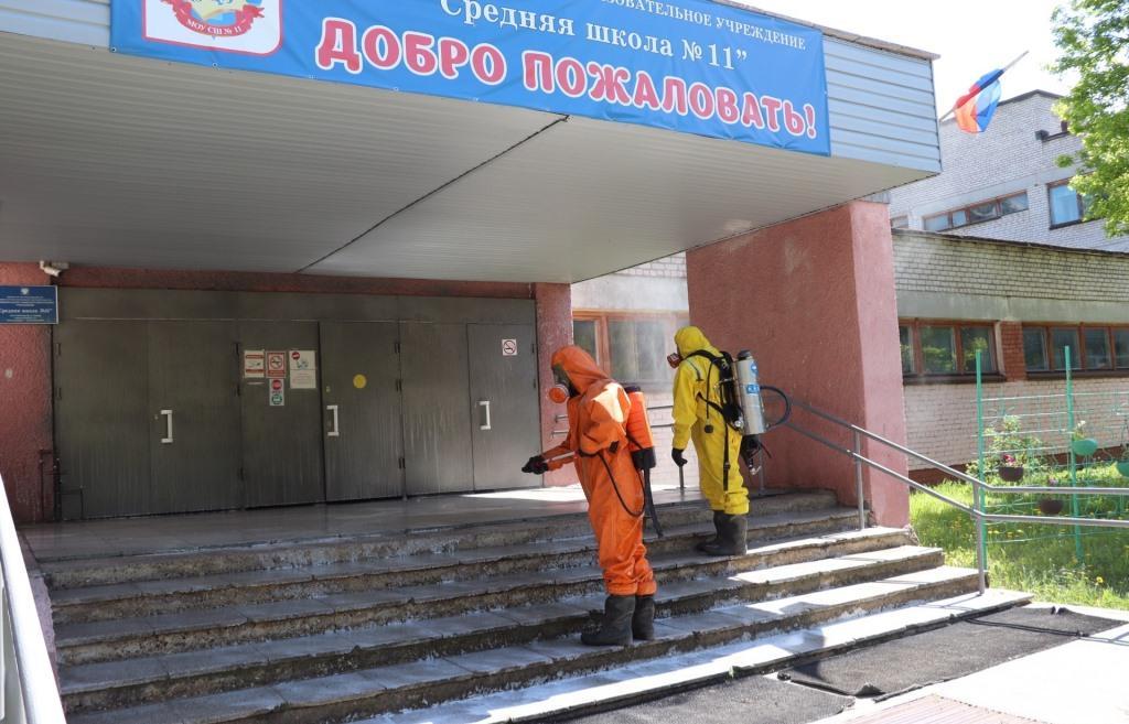 В городе Кимры усилены санитарно-профилактические мероприятия, для ЦРБ закуплен компьютерный томограф  - новости Афанасий