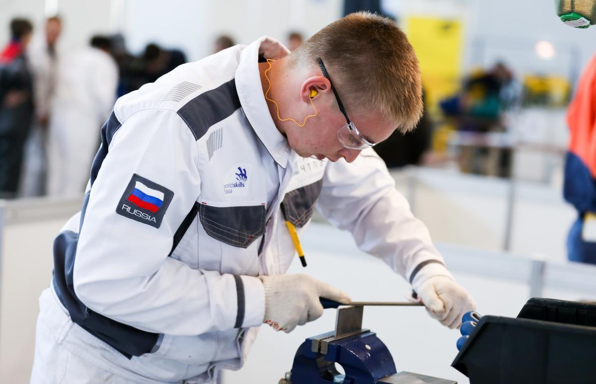В Твери начался финал чемпионата WorldSkills Russia - новости Афанасий