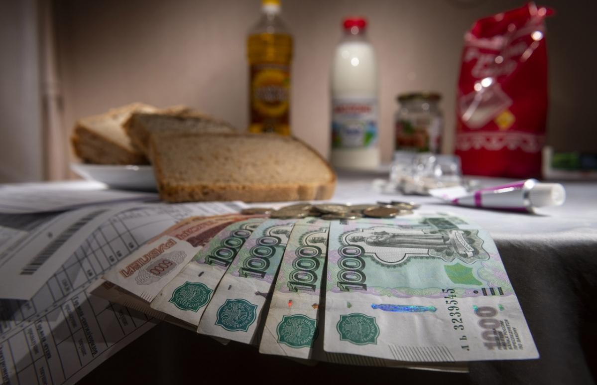 В России приняли закон о прожиточном минимуме в размере 11 653 рублей - новости Афанасий
