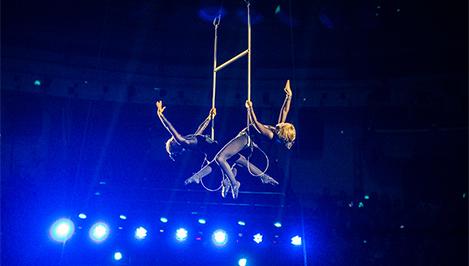 В Твери выбрали лучшие цирковые коллективы / фото