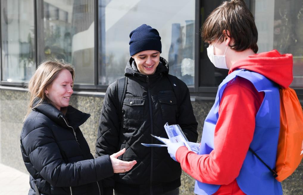 В Тверской области раздали 800 тысяч бесплатных масок - новости Афанасий