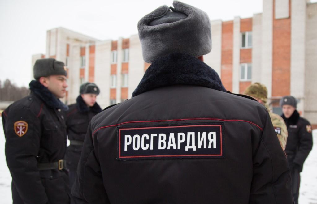 Поджигатель задержан Росгвардией в Тверской области  - новости Афанасий