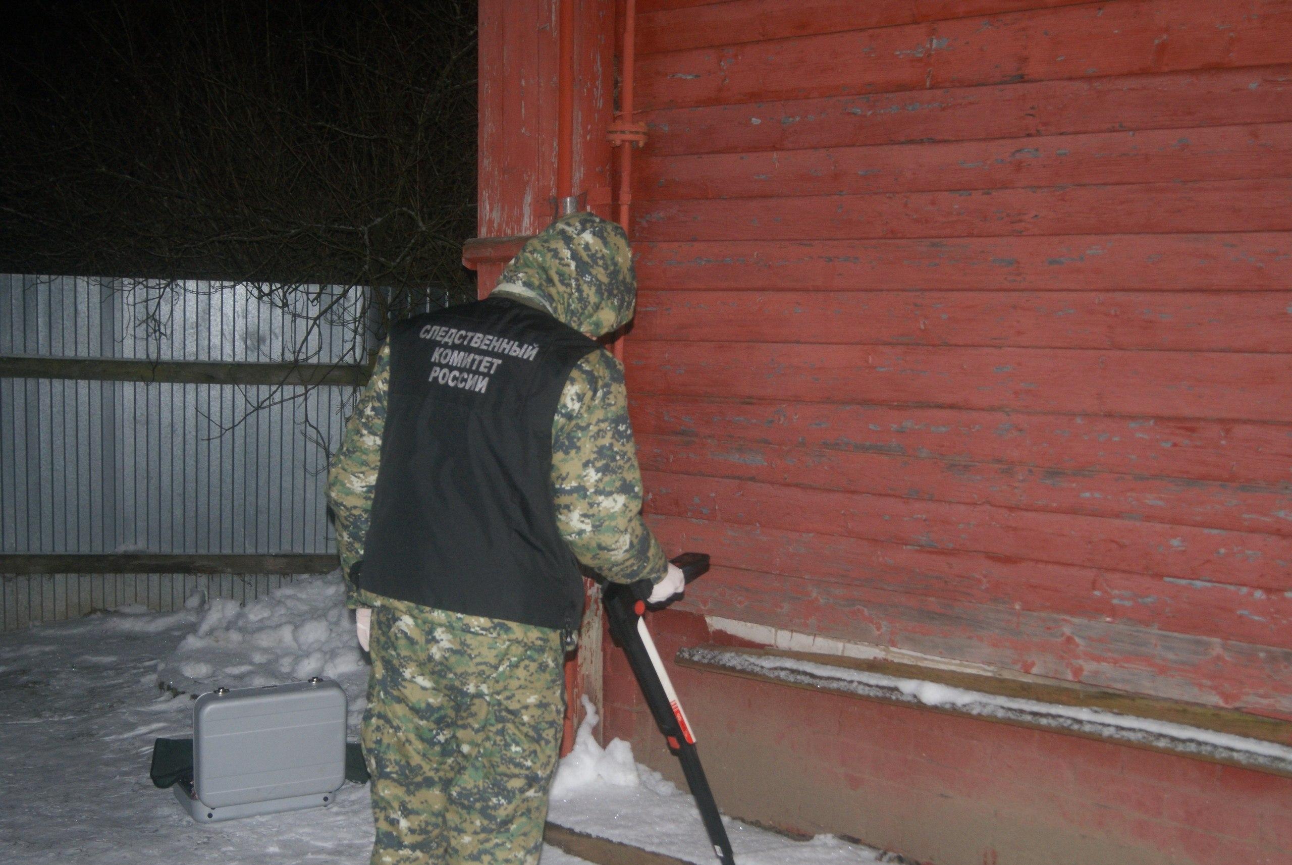 Житель Тверской области расстрелял из ружья двух человек - новости Афанасий