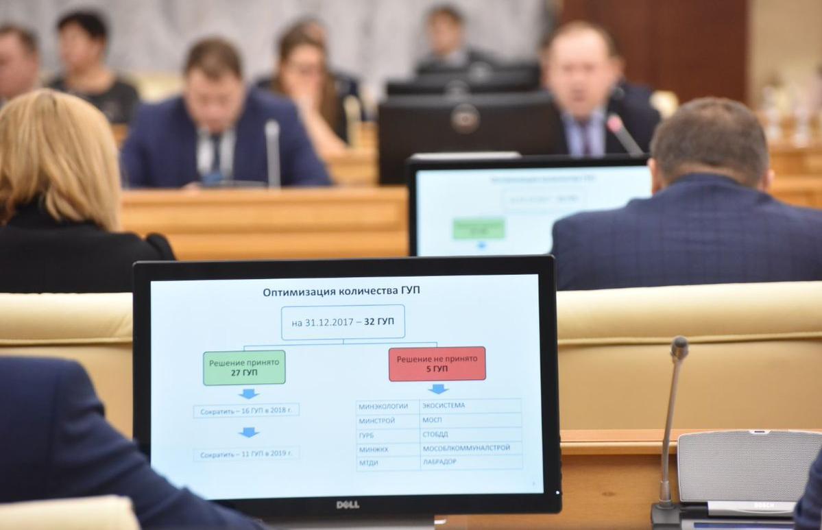В Твери будут ликвидированы или реорганизованы все МУПы - новости Афанасий