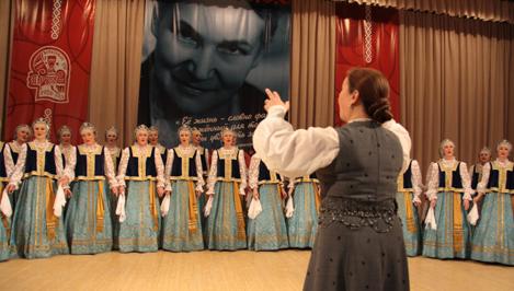 На фестивале в Твери зазвучат песни русского Севера
