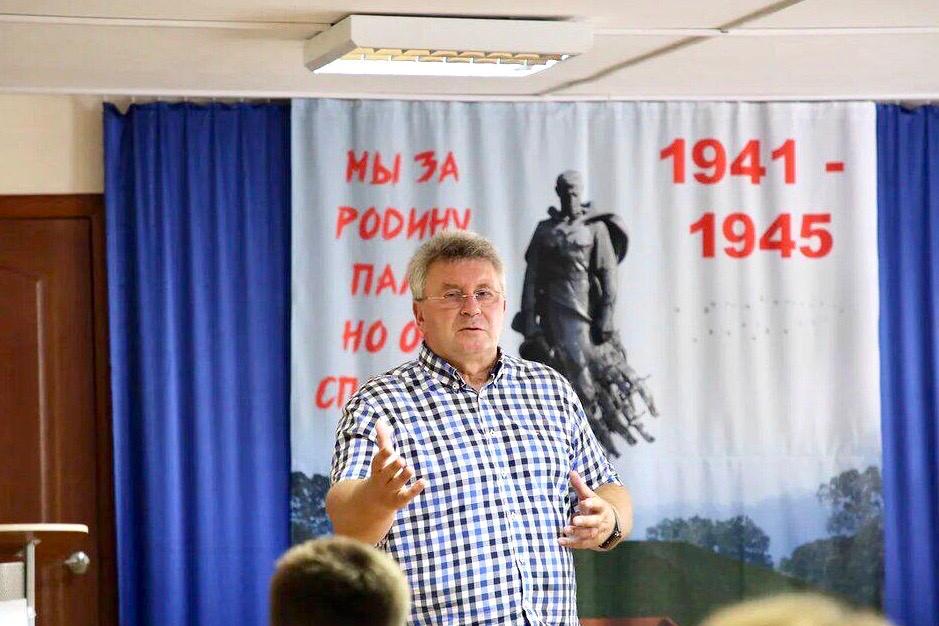 Андрей Белоцерковский: «Международное признание фильма «Ржев» - это дыхание правды о войне» - новости Афанасий