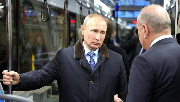 Владимир Путин посетит Тверь 10января